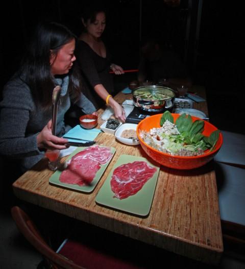 nabe shabu shabu asian fondue