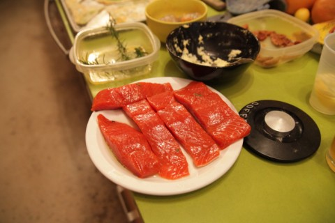 sockeye salmon wild caught alaska