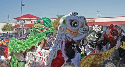 chinatown chinese new years austin