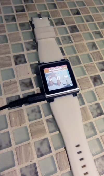 ipod nanao watch 6th generation