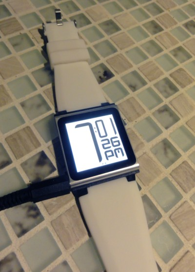ipod nano 6th generation watch