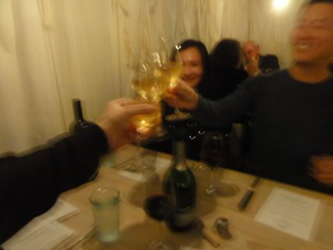 champagne at lenoir austin $20 corkage