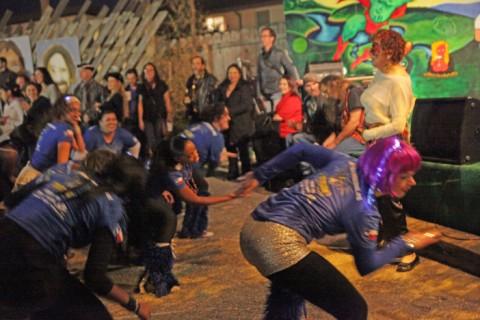austin samba school party carnaval 2013