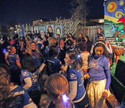 samba girls austin carnaval