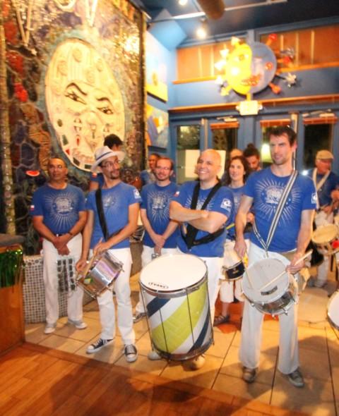 austin samba school carnaval 2013