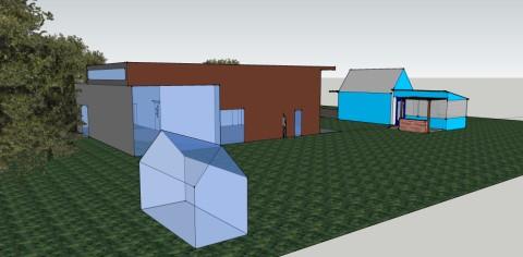 wimberley fischer modern greenhouse