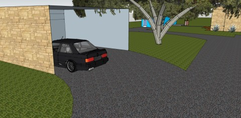 bmw e30 m3 sketchup wimberley