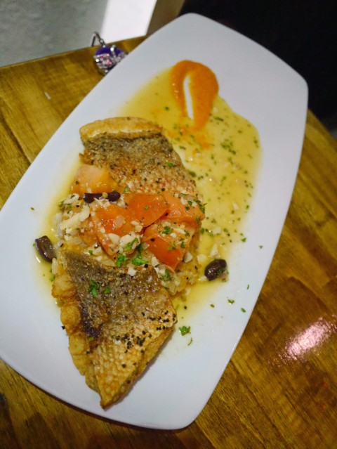 flour and vine redfish austin
