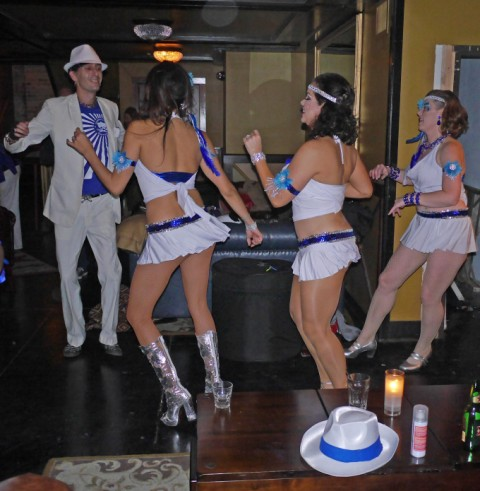 backstage party austin samba school speakeasy