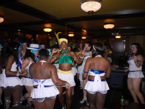 samba dancers austin