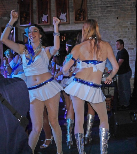austin samba school 2014 speakeasy party