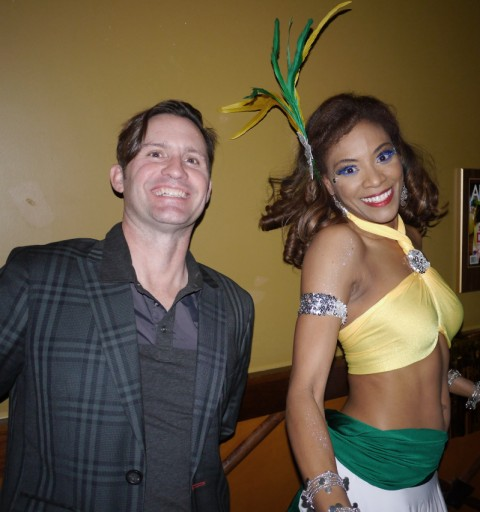 samba dancer austin samba school 2014 preparty