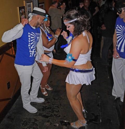 samba dance school austin