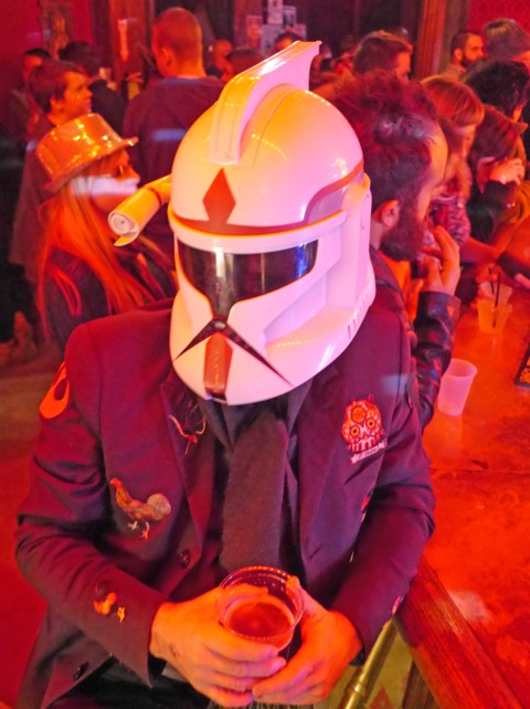 sad stormtrooper spiderhouse austin