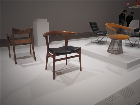 mcm chairs at the dma dallas