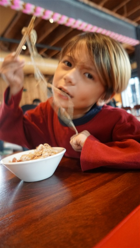 kids pad thai at sway