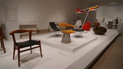 dma platner chair