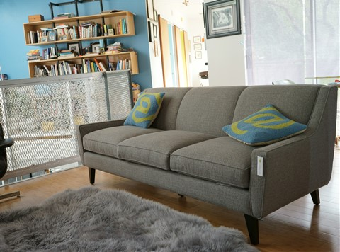 jonathan louis sofa from Macy's