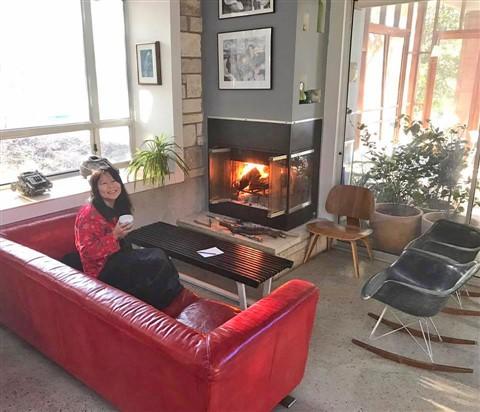 20 year old natuzzi sofa