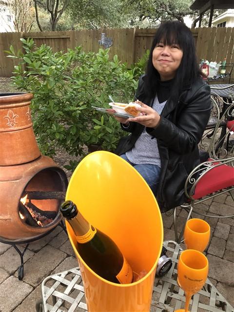 Veuve Clicquot Bucket