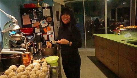 arancini fried rice balls