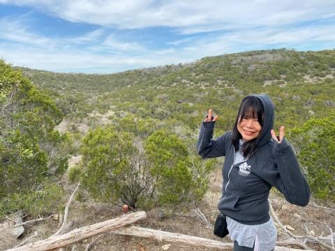 wild basin preserve 2020 austin hike trail