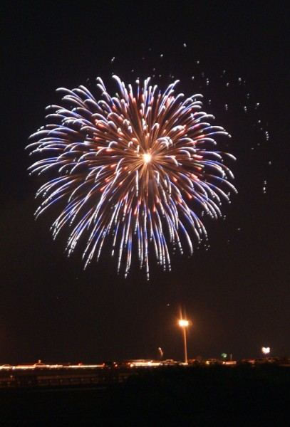 fireworks south padre island SPI