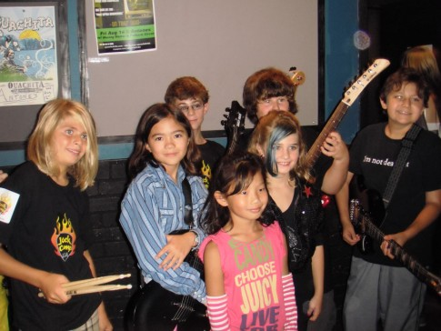 school of rock at antone's