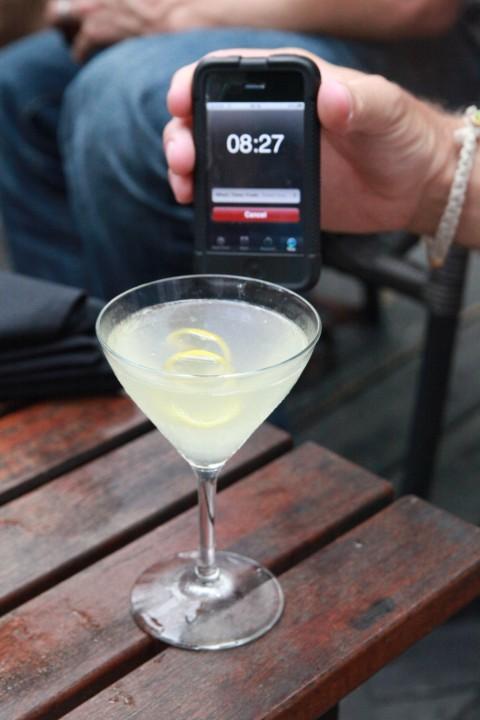 drink timer
