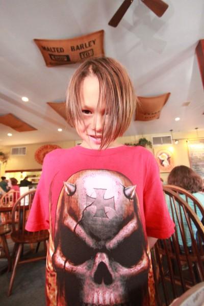 spi skull shirt