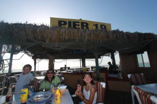 pier 19 palapa bar