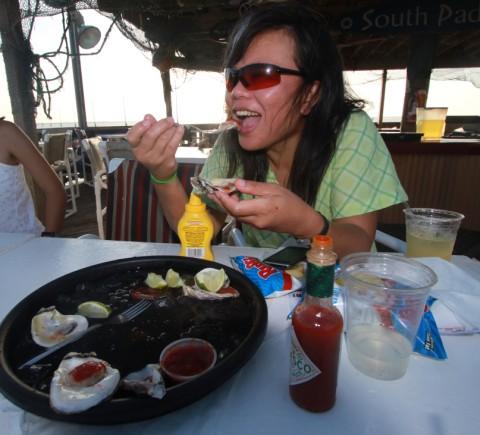 port aransas oysters