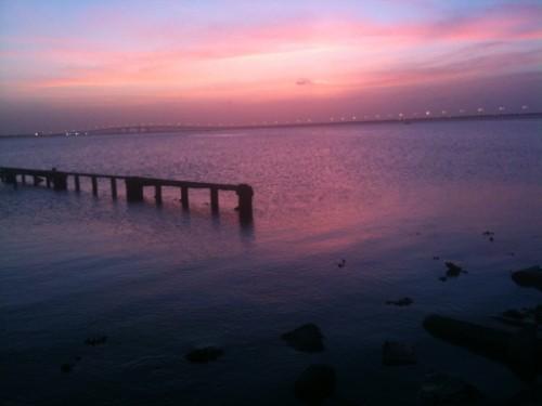 sunset SPI bayside