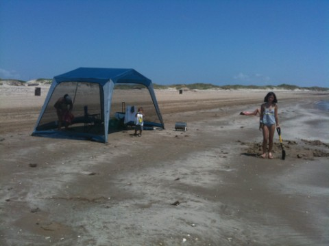 base camp, gulf of mexico
