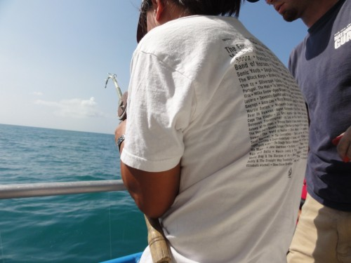 deep sea fishing from south padre island