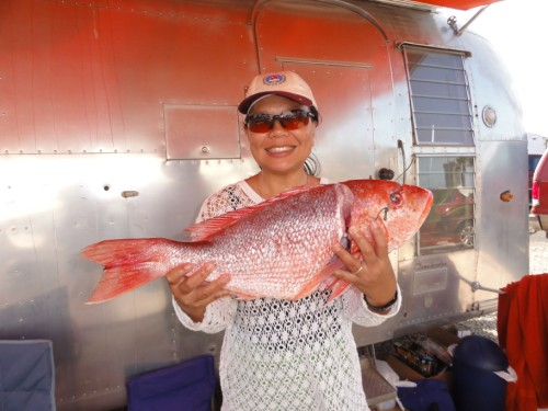 red snapper fishing south padre island tx