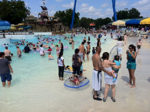 new section of schlitterbahn new braunfels