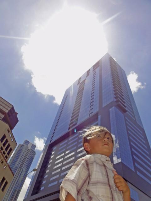 w hotel downtown austin skyline