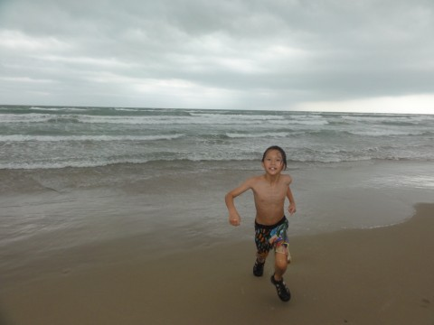 beach south padre island texas spi