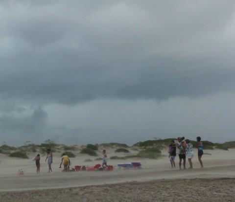 sandstorm beach south padre island spi