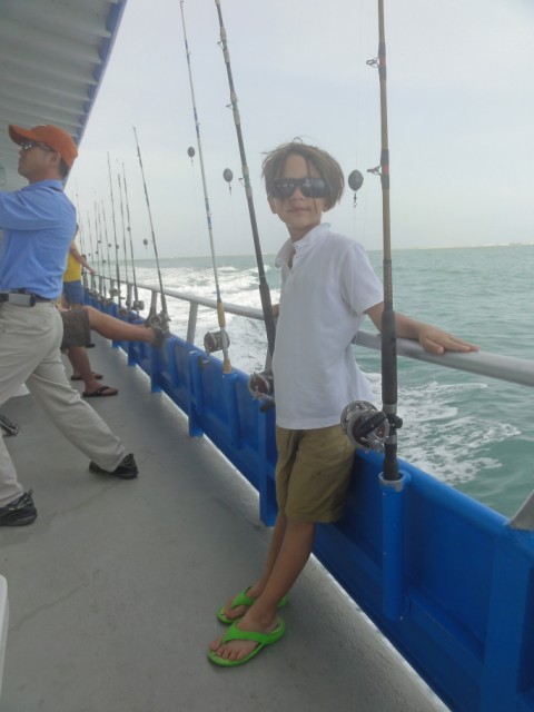 pier 19 spi koa deep sea fishing trip padre island tx