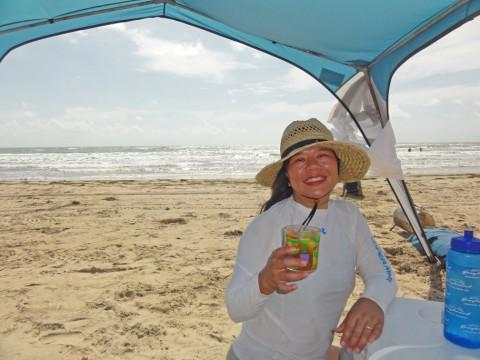 clamato michelada spi beach south padre island texas tx