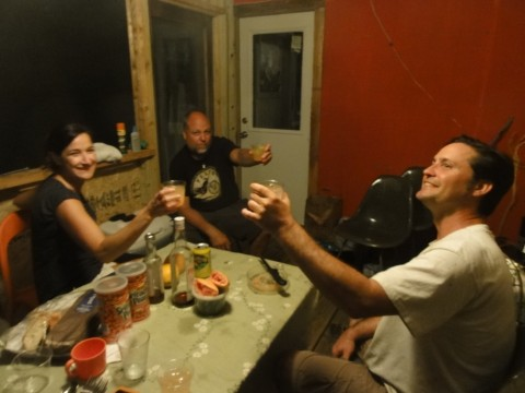 cheers!  from wimberley fischer texas