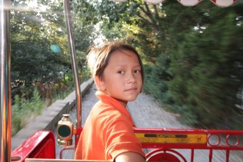 lincoln children's museum nebraska train ride