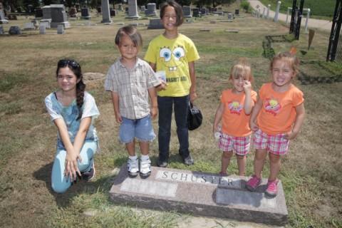 nebraska graveyard