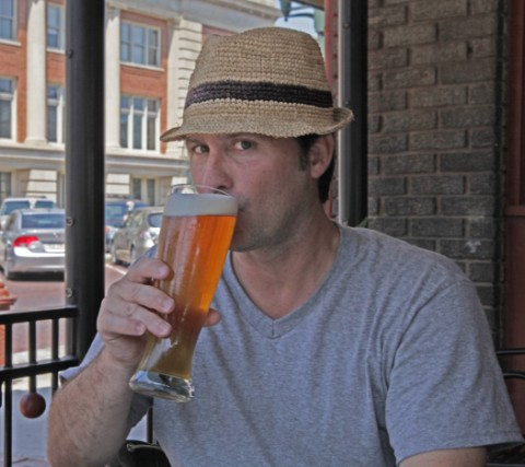 lazlo's brewpub in the haymarket lincoln nebraska