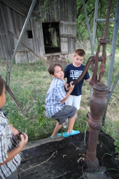 nebraska well water pump