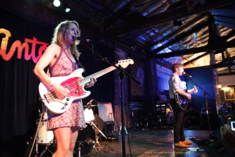 britta phillips jem and the holograms bass galaxie 500 luna austin tx antone's 2012