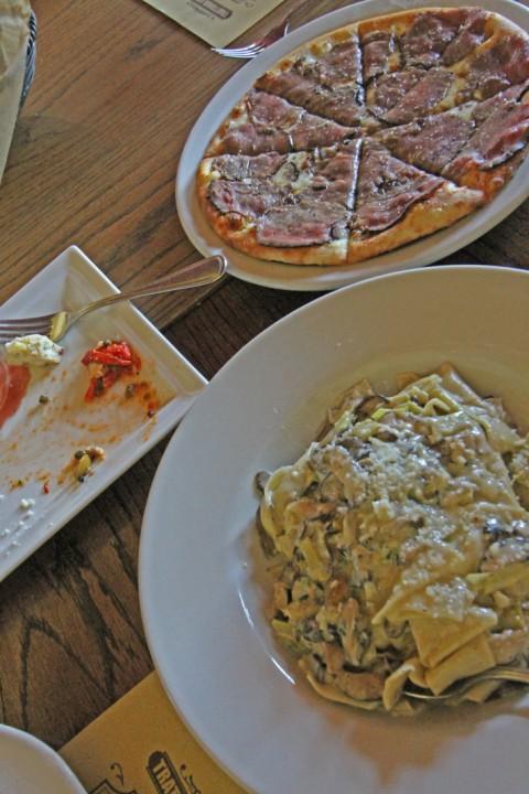 pizza talgliata trattoria lisina italian food austin tx driftwood
