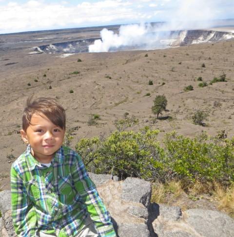 hawaii volcano park